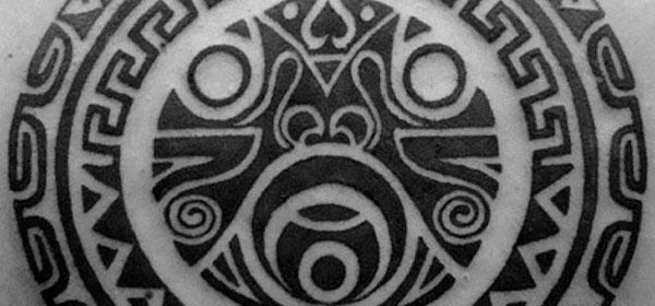 Tatuaje Maorí Polinesio