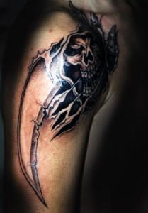 Tatuajes Calaveras Moskitotattoos Com